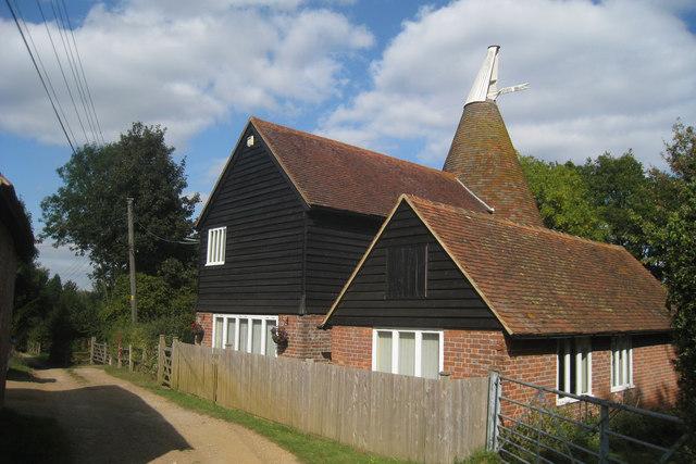 Riseden Oast, Riseden, Goudhurst, Kent