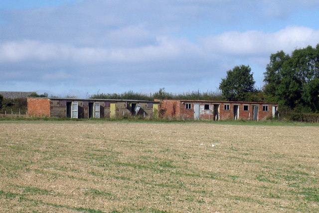 Hopper Huts near Spelmonden Farm