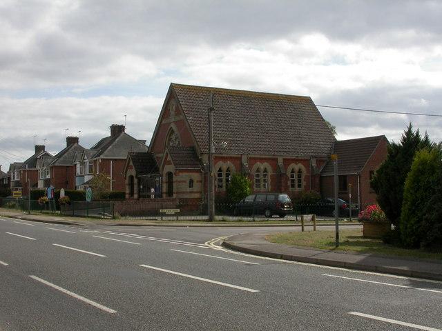 Upton Methodist Church