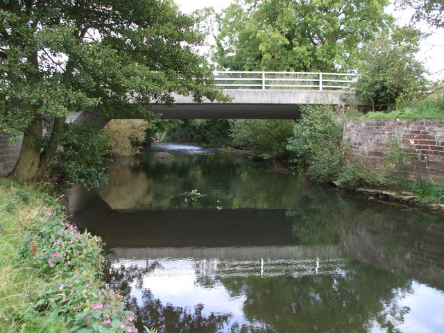 Ness Bridge, River Rye