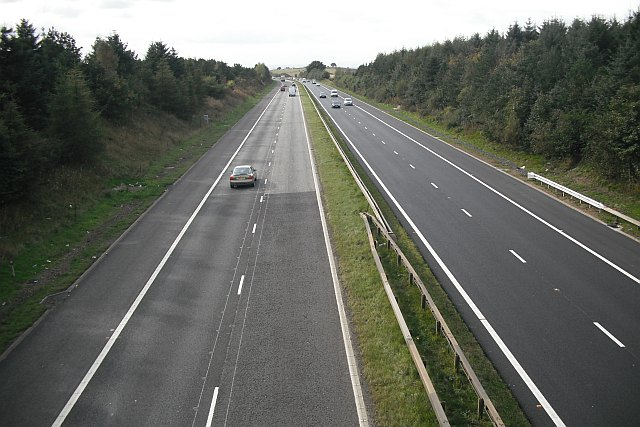M8 from Bogfoot Bridge