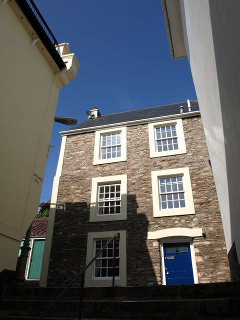 House on Clarence Hill, Dartmouth