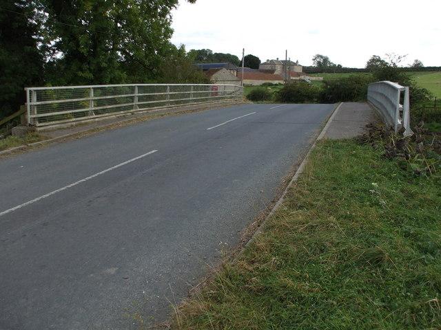 Road over Ness Bridge
