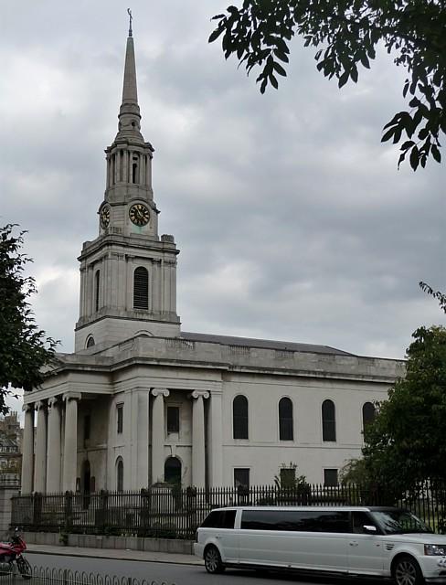 All Saints, East India Dock Road