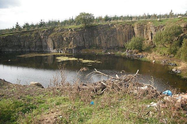 Quarry by Roughrigg