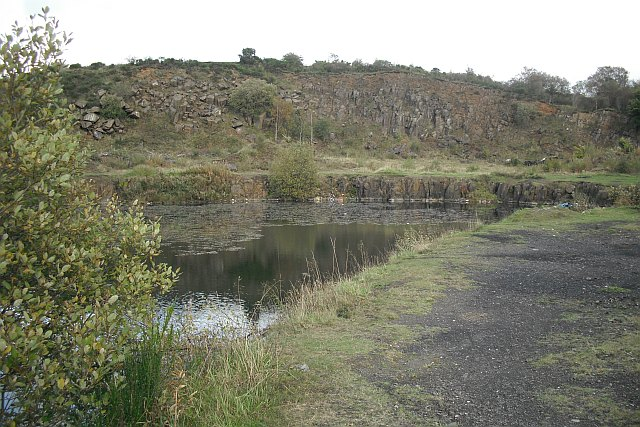 Quarry, Blackrig