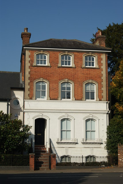 House on Portsmouth Road, Near Guildford, Surrey