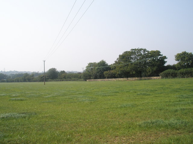 Field between Swanmore Road and Paradise Lane