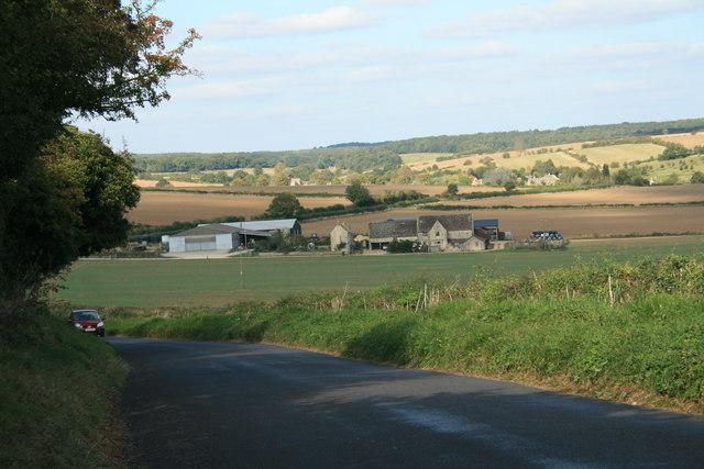 View of Barn Farm