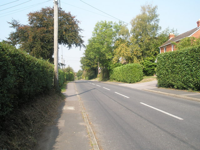 Mid section of Swanmore Road