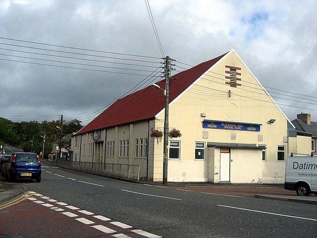 Blackhall Mill Social Club