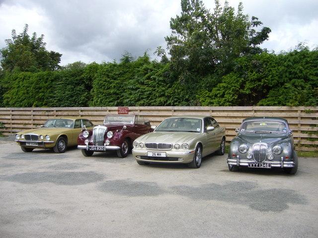 Classic cars, Charlestown