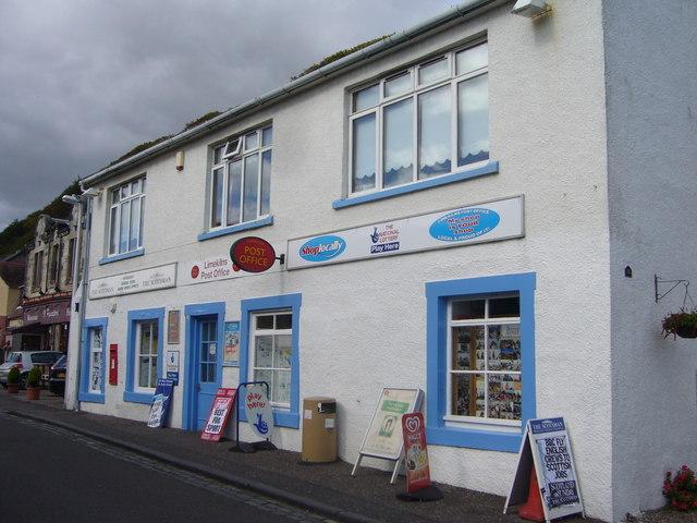 Post Office, Limekilns