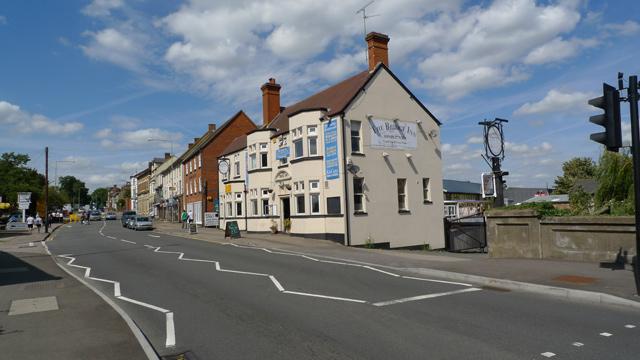 The Bridge Inn, Fenny Stratford