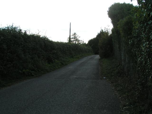 Lane to Farringdon