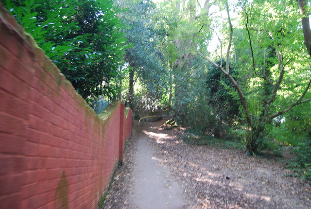 Footpath to Rusthall
