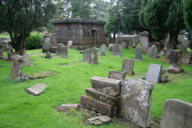 The Old Kirkyard, Dalmellington