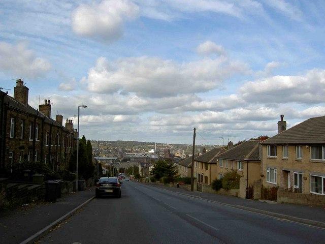 Newsome Road, Huddersfield