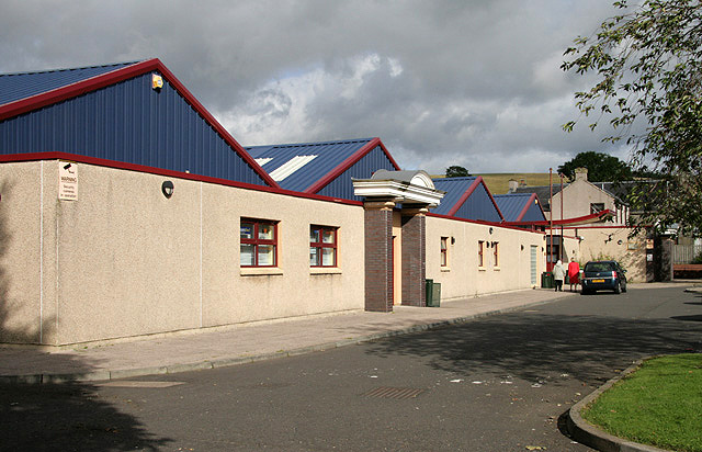 The Dalmellington Area Centre