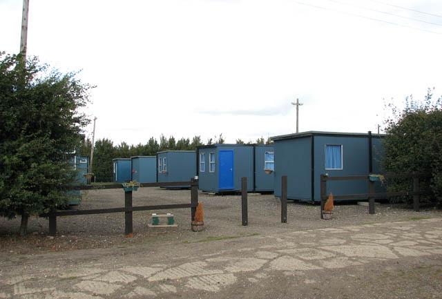 Seasonal farm labourers' accommodation