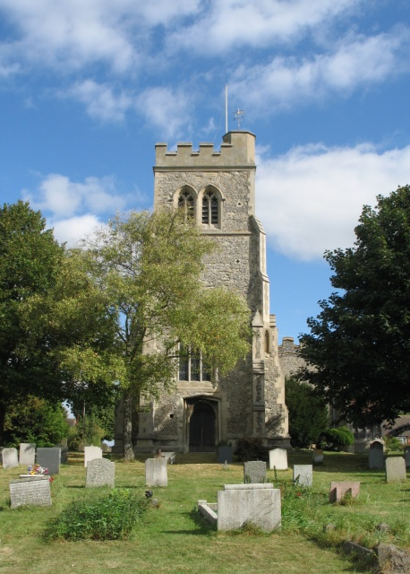 All Saints Church at Marsworth