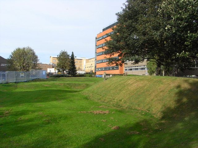 Site of Metchley Roman fort