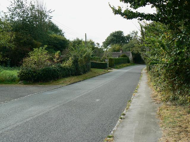 High Street, Finstock