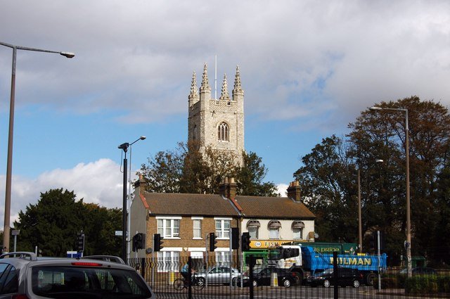Prittlewell Church Tower