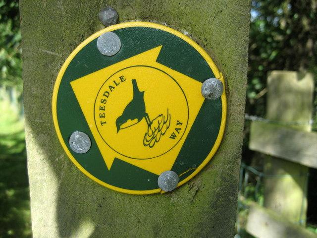 Teesdale Way Logo