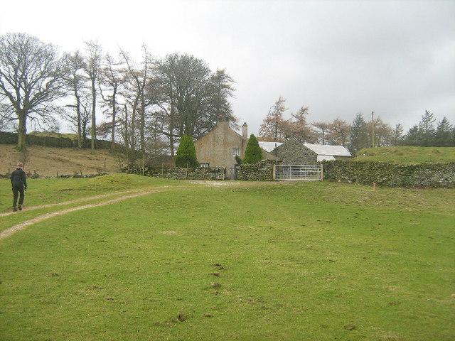 Approaching Low Drybarrows