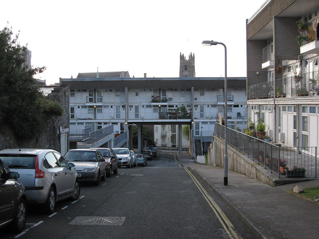 Zion Street, Plymouth