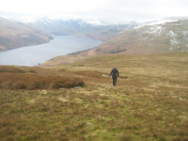 Heading towards Fordingdale Bottom and Haweswater