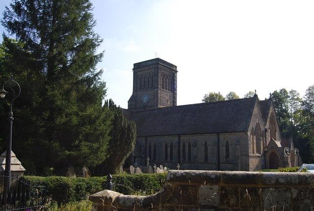 St Paul's Church, Rusthall
