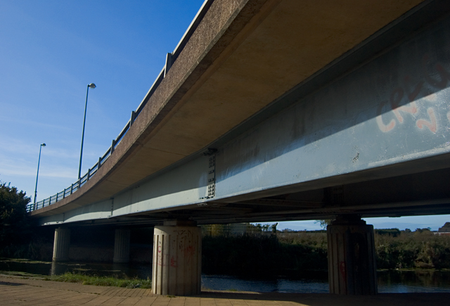 A18 Bridge, Brigg