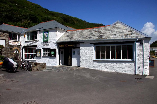 The Witchcraft Museum in Boscastle