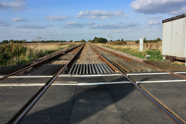 Railway to Driffield and Scarborough