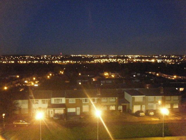 Grange Lane, Gateacre.