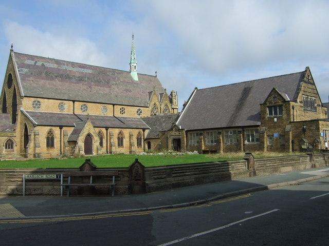St Nicholas Church and Church Hall
