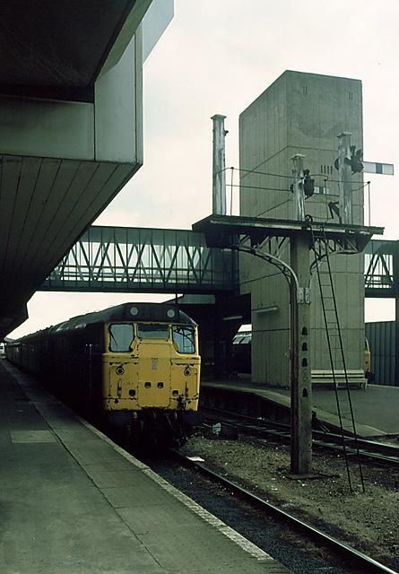 Harwich Parkeston Quay Station