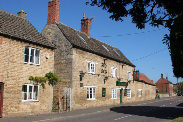 The Red Lion, West Deeping