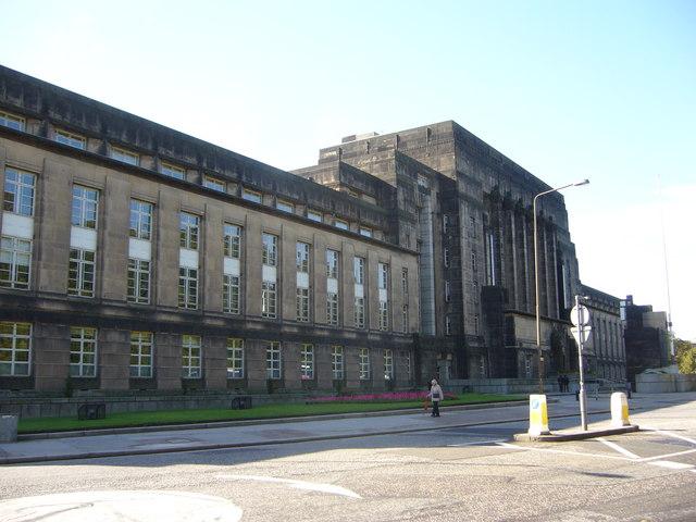 St. Andrew's House, Regent Road