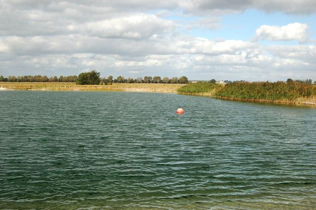 Irrigation reservoir on Harris Farm (1)