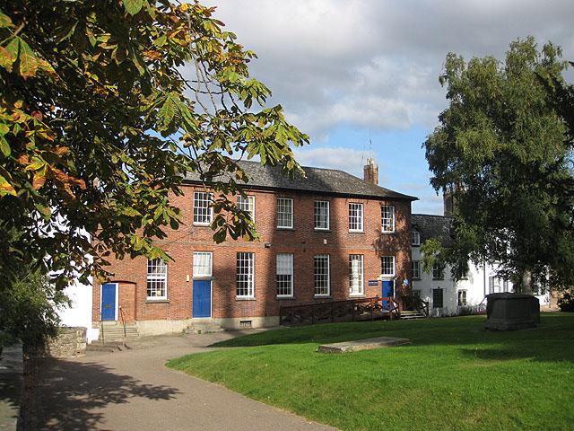 St Mary's Church Hall, Ross-on-Wye