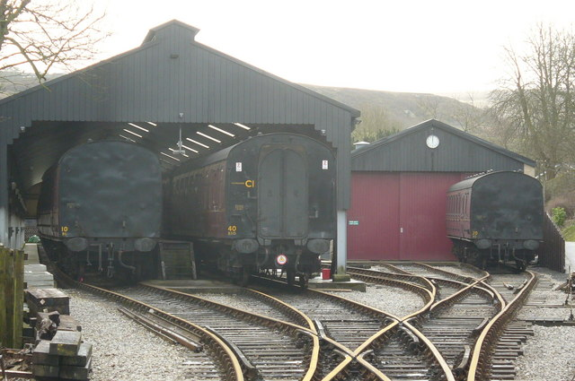 Oxenhope Carriage Sheds