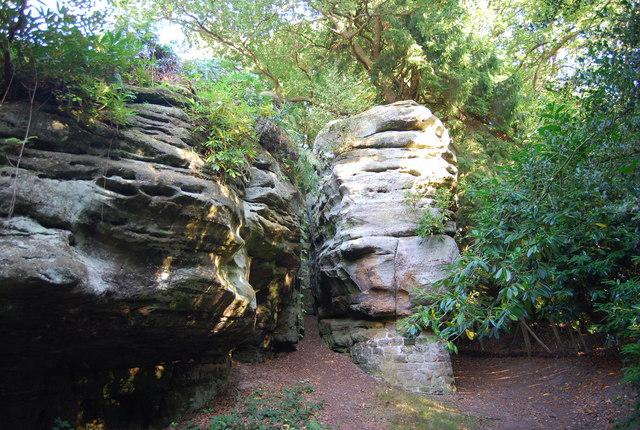Happy Valley Rocks