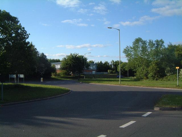 Traffic Island between Sandy Way and Mercian Way (7)