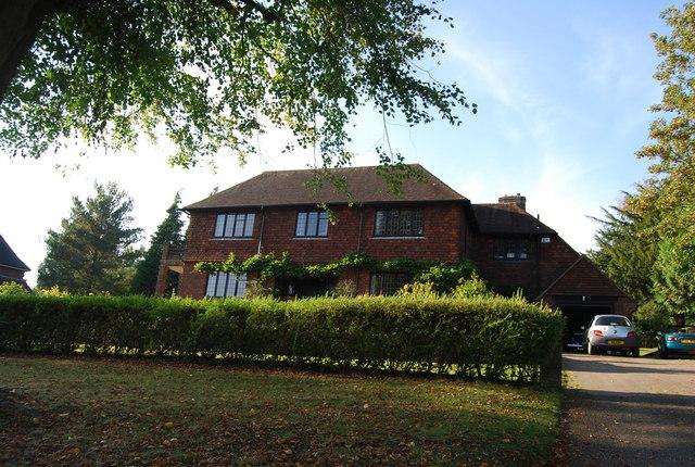 House on The Crossway, Nevill Park