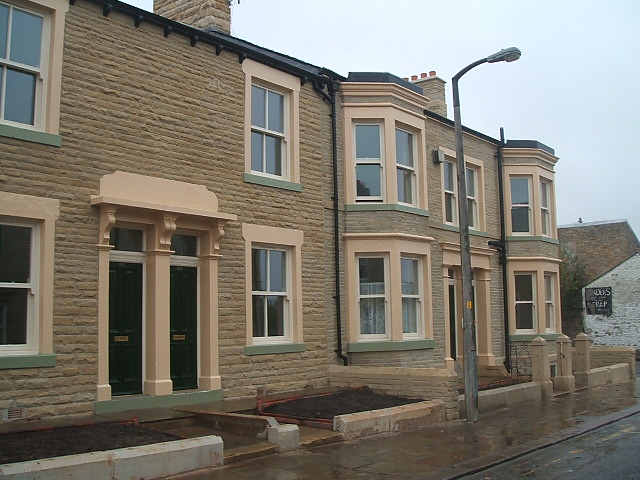 Every Street Renovated Houses