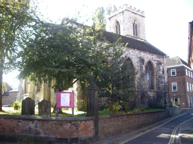 Church of St Denys, Walmgate