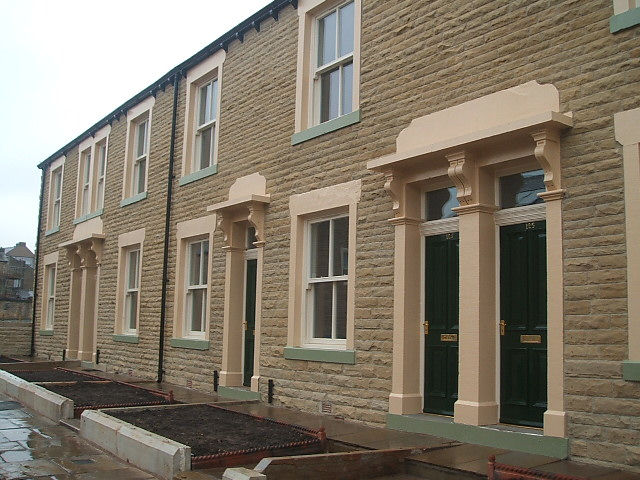 Every Street Renovated Terraced Houses